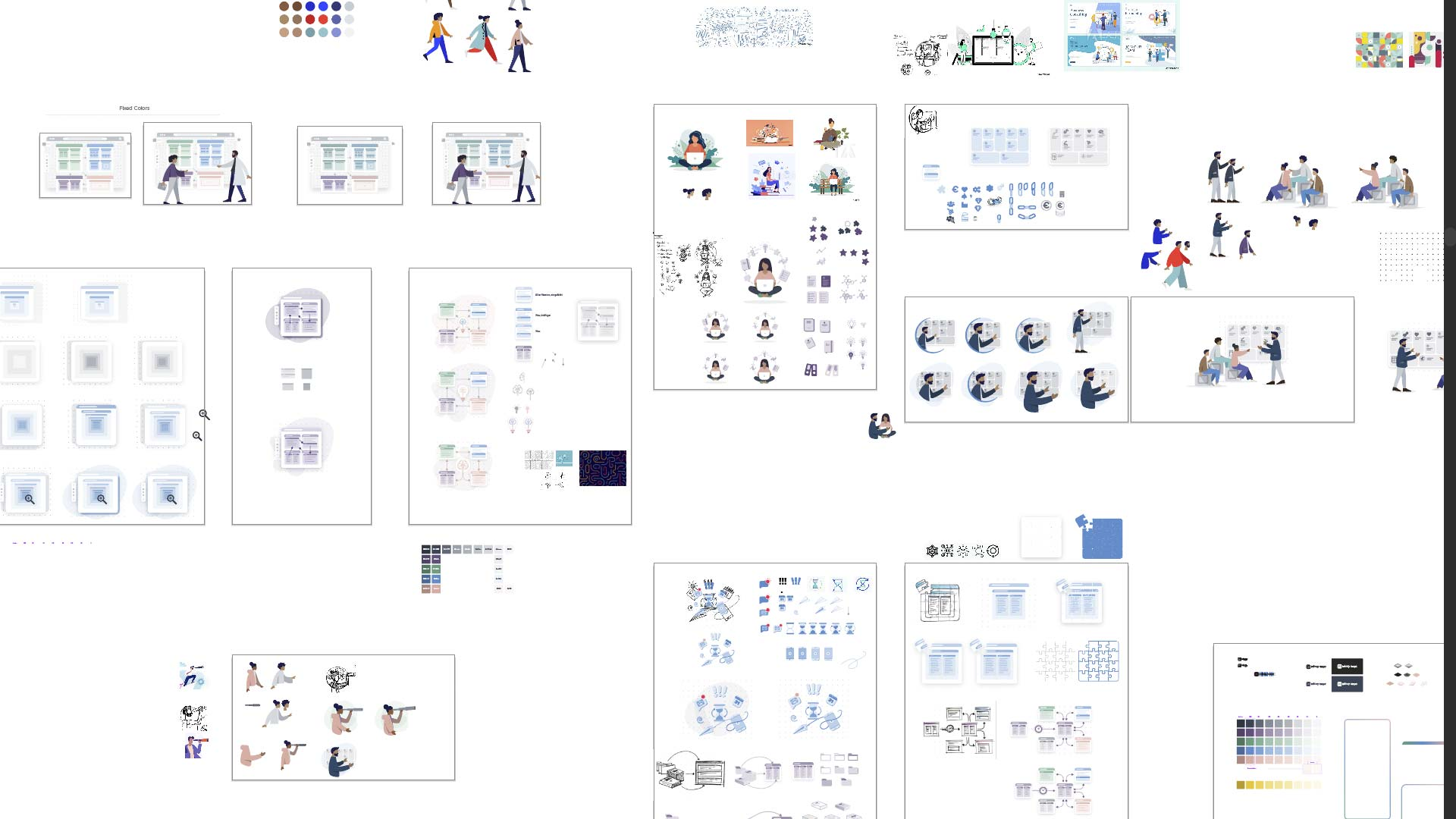 Infinity Maps Corporate Design